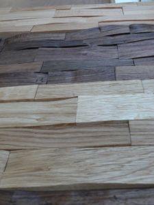 Spaltholz Muster Beispiel 4