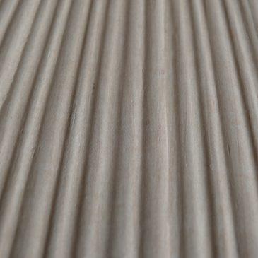 Echtholz furnierte Prägeplatten mit einer fühlbaren Struktur