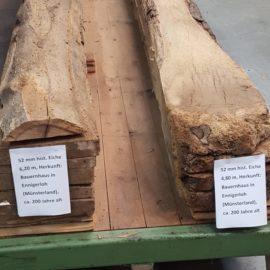 Wenn Holz erzählen könnte…